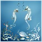 Конек (Морской дракон) листовидный